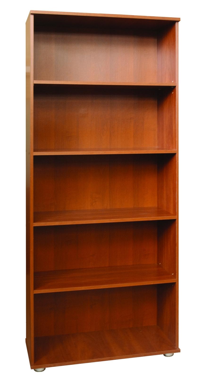 Шкаф для книг открытый мд 2.01. купить шкафы-витрины в москв.